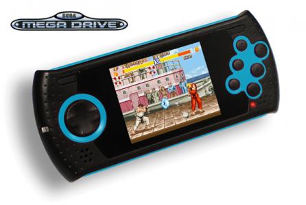 Blaze sega megadrive ultimate handheld 1100 games ebay for Gamer v portable games