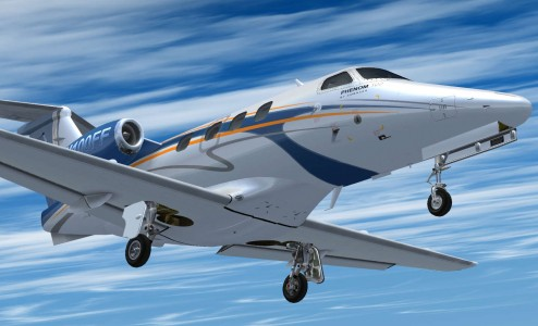 Phenom 100 by Embraer (for FSX) - Advantage Distribution Ltd
