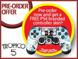 Pre-Order Offer TROPICO 5 LIMITED SPECIAL EDITION