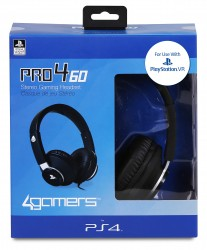 PRO4-60 Stereo Gaming Headset (Black) Compatible with PlayStation VR