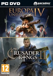 Crusader Kings II & Europa Universalis IV Twin Pack