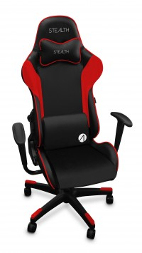 STEALTH Challenger Series Gaming Chair (Red)