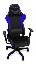 STEALTH Challenger Series Gaming Chair (Blue)