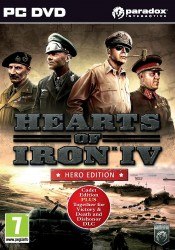 Hearts of Iron IV Hero Edition