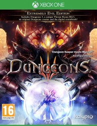 Dungeons III Extremely Evil Edition