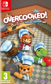 Overcooked! Special Edition