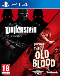 Wolfenstein Double Pack: The New Order/The Old Blood
