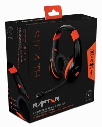 STEALTH XP-Raptor Multi-Format Stereo Gaming Headset