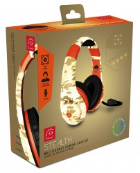 STEALTH XP-Warrior Stereo Gaming Headset - Desert Camo (Multi-Format)
