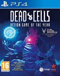 Dead Cells 'Action Game of the Year'