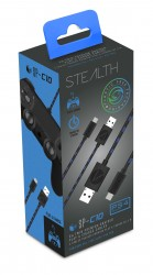 STEALTH SP-C10 Twin Play & Charge Cables